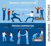 constructive business... | Shutterstock .eps vector #547466164
