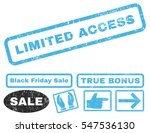 limited access rubber seal...   Shutterstock .eps vector #547536130
