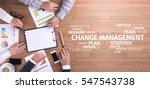 business concept  change... | Shutterstock . vector #547543738
