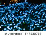 bokeh abstract background blur... | Shutterstock . vector #547630789