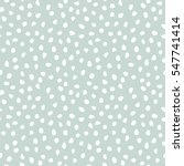 Seamless Vector Light Blue And...