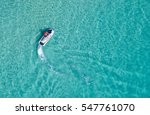 people are playing a jet ski in ... | Shutterstock . vector #547761070