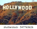 Hollywood California   Decembe...