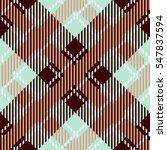 Tartan Seamless Vector Pattern...