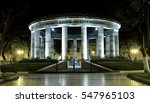 historical monument in... | Shutterstock . vector #547965103