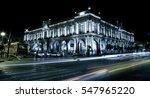 historical building in...   Shutterstock . vector #547965220