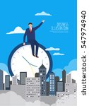 business illustration | Shutterstock .eps vector #547974940