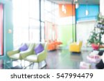 abstract blur lobby and hotel... | Shutterstock . vector #547994479