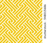 the geometric pattern by... | Shutterstock . vector #548015686