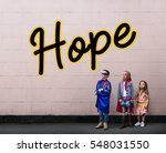 charity cursive writing word... | Shutterstock . vector #548031550