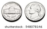 A United States Nickel  Or 1 2...