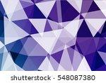multicolor blue  purple ... | Shutterstock . vector #548087380