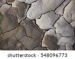 cracked earth | Shutterstock . vector #548096773