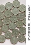 British Pound Coins Currency O...