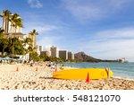 honolulu  hi  usa   november 25 ... | Shutterstock . vector #548121070