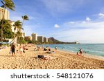 honolulu  hi  usa   november 25 ... | Shutterstock . vector #548121076