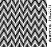 seamless zig zag pattern.... | Shutterstock .eps vector #548132278