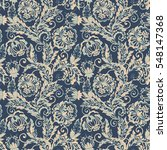 beautiful vintage pattern.... | Shutterstock . vector #548147368