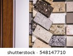 kitchen countertops made from... | Shutterstock . vector #548147710