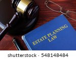 book with title estate planning