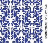vector color pattern.... | Shutterstock .eps vector #548194768