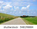Country Side Scenery In...