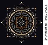 sacred symbols design  ...   Shutterstock .eps vector #548269216