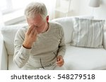healthcare  pain  stress  age... | Shutterstock . vector #548279518