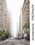 new york  usa   may 02  2016 ...   Shutterstock . vector #548296654