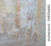 crack grunge concrete wall... | Shutterstock . vector #548336860