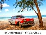cayo jutias  cuba   december 14 ... | Shutterstock . vector #548372638
