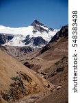 Small photo of Valley of Aconcagua