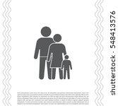 family icon | Shutterstock .eps vector #548413576