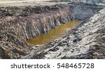 excavation soil for building... | Shutterstock . vector #548465728