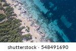 Aerial View Of Salinas Beach...