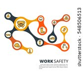 safety first. growth abstract...   Shutterstock .eps vector #548506513