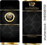 vip card | Shutterstock . vector #548508550