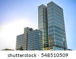 rotterdam  netherlands  ... | Shutterstock . vector #548510509