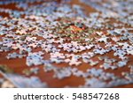 Small photo of Puzzle Pieces