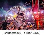 nice  france   february 20 ...   Shutterstock . vector #548548333