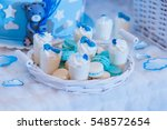 sweet table  holiday | Shutterstock . vector #548572654