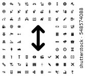 arrow icon vector illustration...