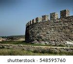 Viking Castle At Eketorp  Sweden
