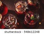 summer punch jugs   Shutterstock . vector #548612248