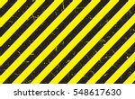 line yellow and black color... | Shutterstock .eps vector #548617630
