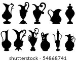 jug | Shutterstock .eps vector #54868741