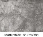 gray concrete wall. cement wall | Shutterstock . vector #548749504