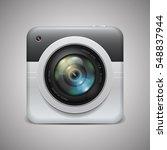 photo camera icon. camera photo ...   Shutterstock .eps vector #548837944