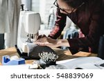 Fashion Design Sewing Machine...