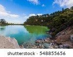 new zealand landscape | Shutterstock . vector #548855656